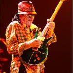 Video: Even Carlos Santana's guitar sang the praises of the Moonflower. (Photo courtesy of focusonthemusic.com on Flickr)