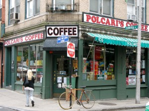 Polcari's is one of a few shops in the North End that looks the same as it did 50 years ago.