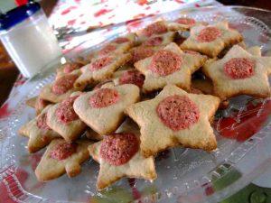 Befana cookies