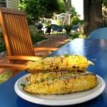 Corn, Batali-style.