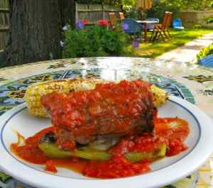 This braciole is easier to make and tastes even better than the traditional oven variety.