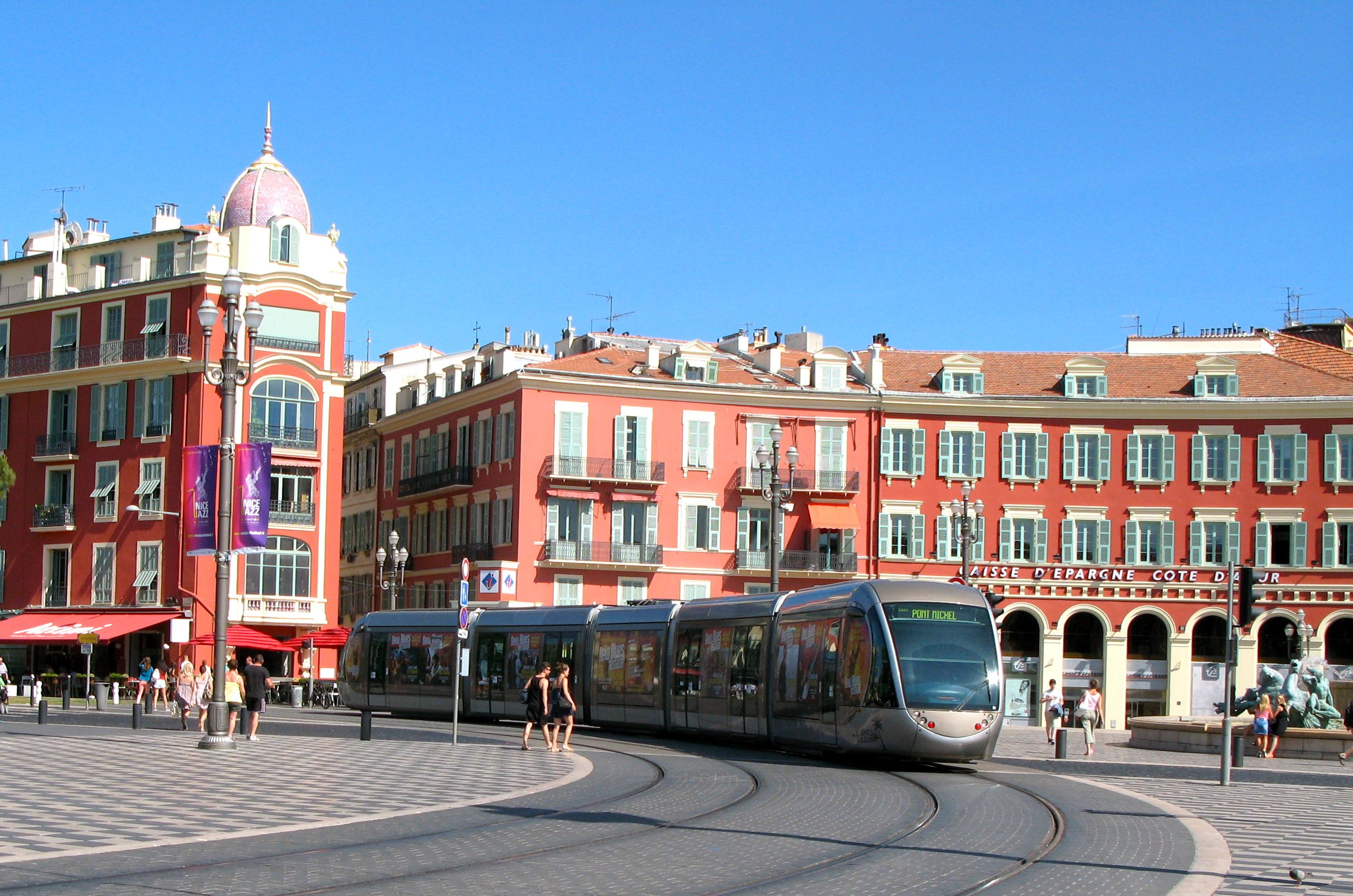Nice is a fun city that does a great job of blending the old and the new.