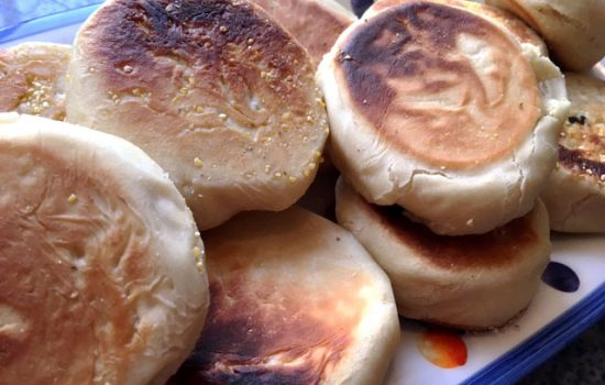 The Easiest English Muffin Recipe