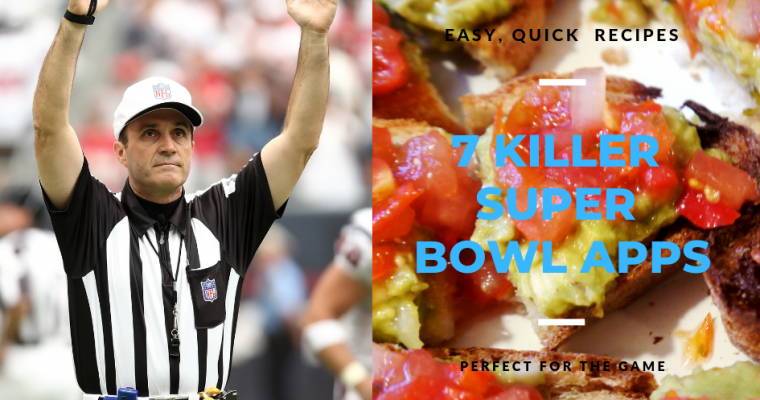 7 Super Apps For A Super Bowl Party