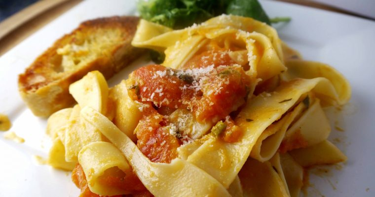 Easy Weeknight Pasta From The 19th Century