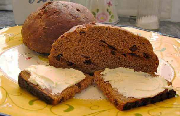 Pane alla Cioccolata (Chocolate Bread)