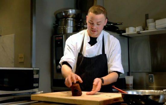 1-Minute Microwave Chocolate Cake
