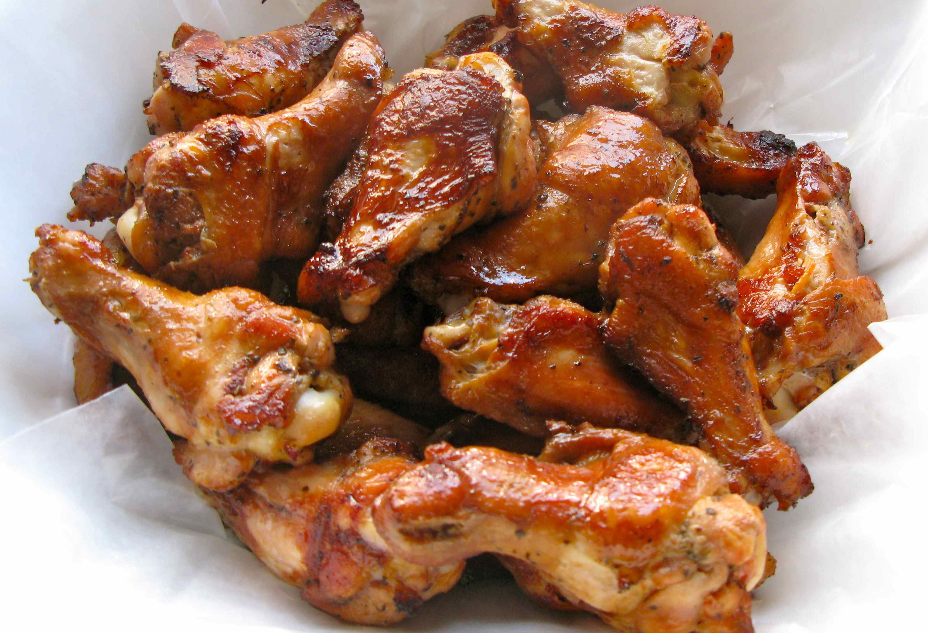 AI (Asian-Italian) Chicken Wings