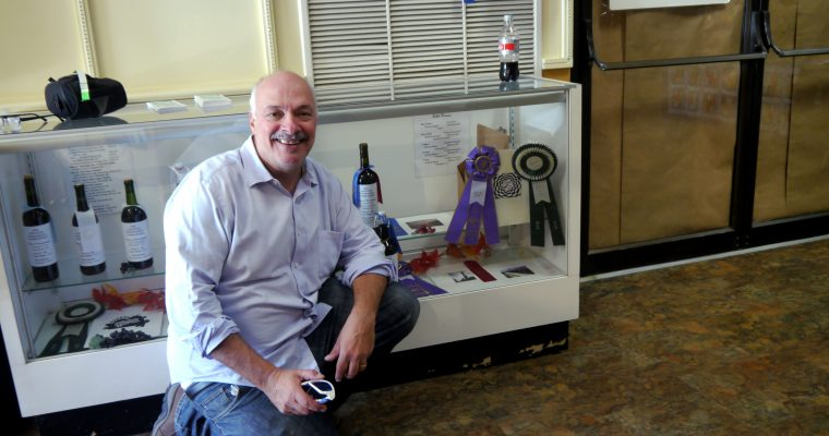 Rootsliving Winery Wins Another Award