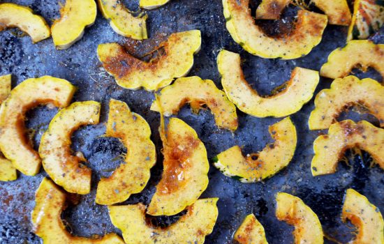 Suzy's Delicata Squash (Farm to Table)