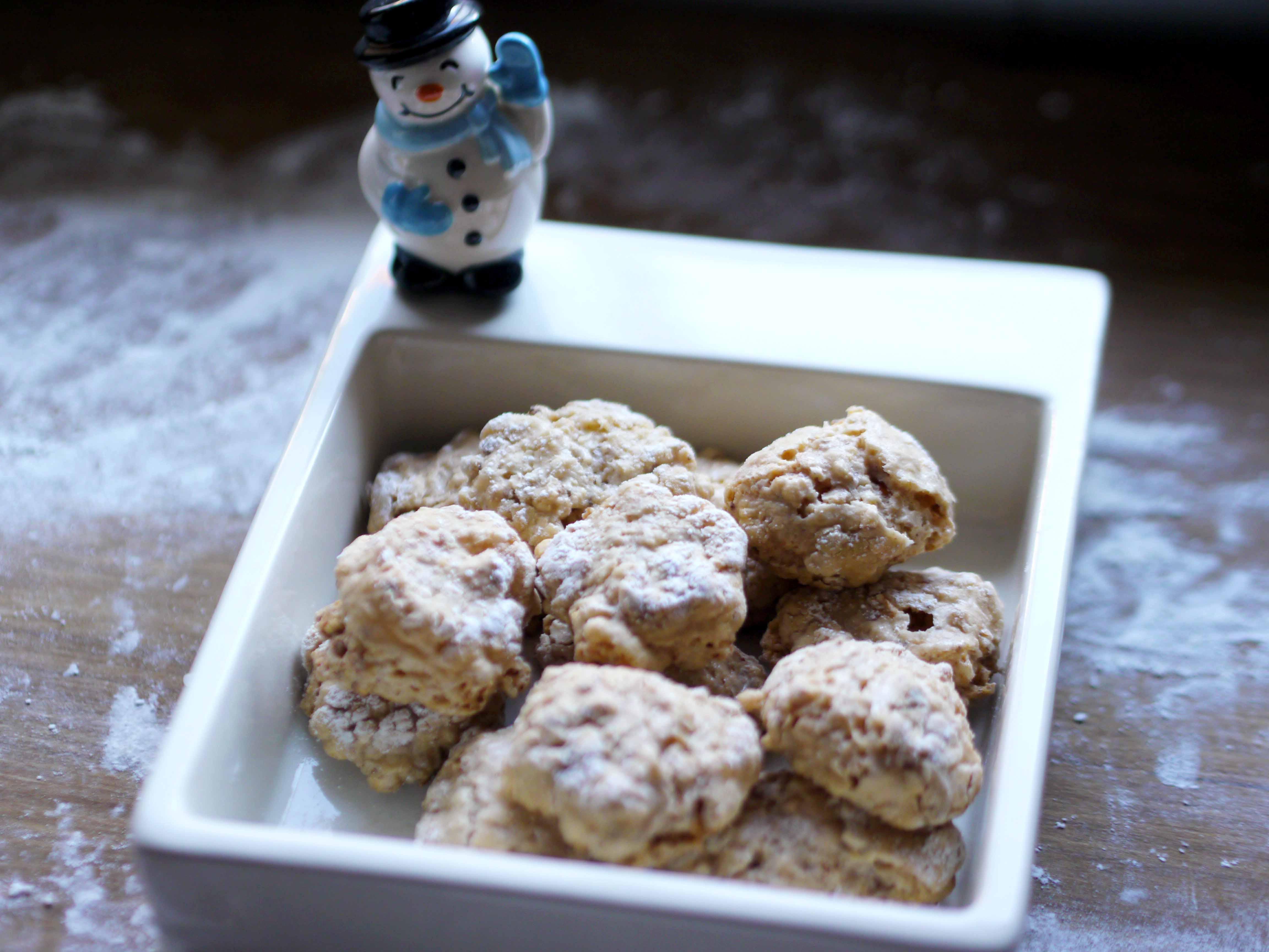 Amaretti Cookies (Macaroons)