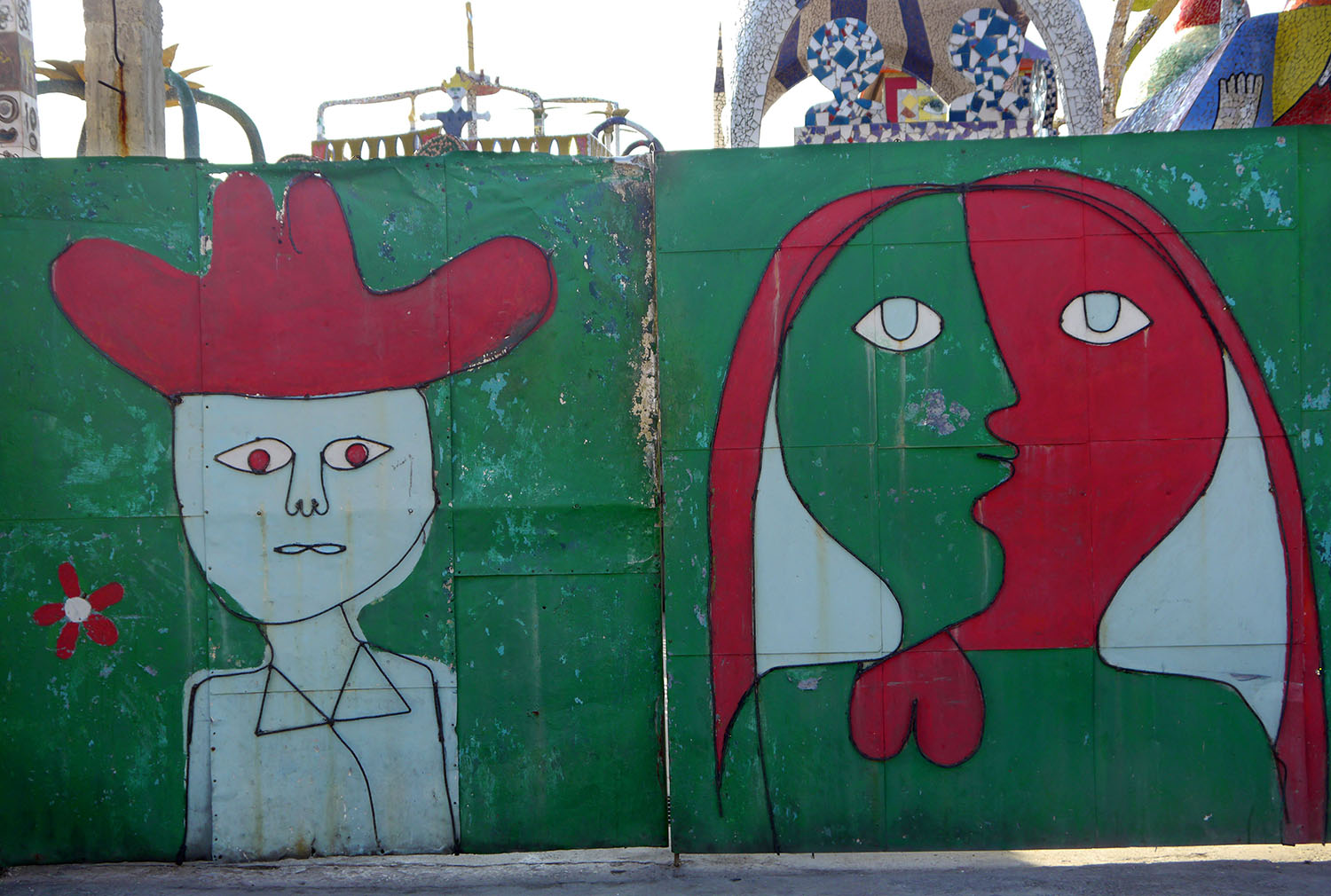 Photographed: Exploring Fusterlandia,<br> a poor neighborhood transformed with art